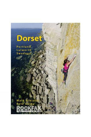 Rockfax Dorset: Rockfax Climbing Guide No Colour