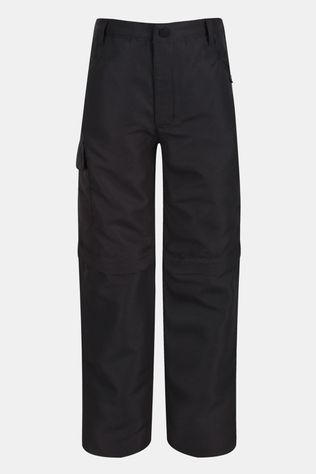 Regatta Sorcer Zip Off Trousers 14+ Ash
