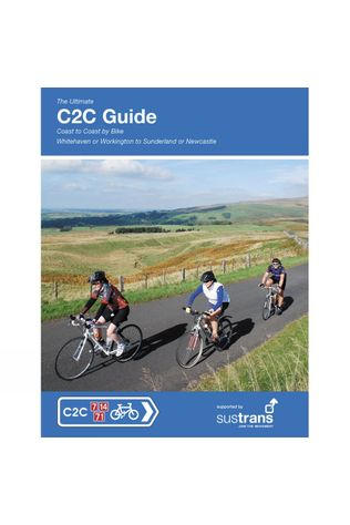 Excellent Publishing The Ultimate C2C Guide: Coast to Coast by Bike No Colour