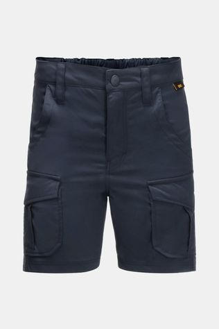 Jack Wolfskin Kids Treasure Hunter Shorts Night Blue