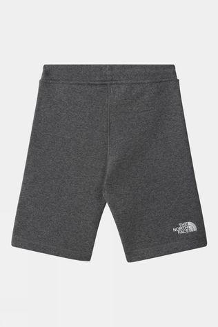 The North Face Youth Fleece Short TNF Medium Grey Heather