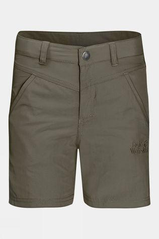 Jack Wolfskin Boys Sun Shorts 14+ Grape Leaf
