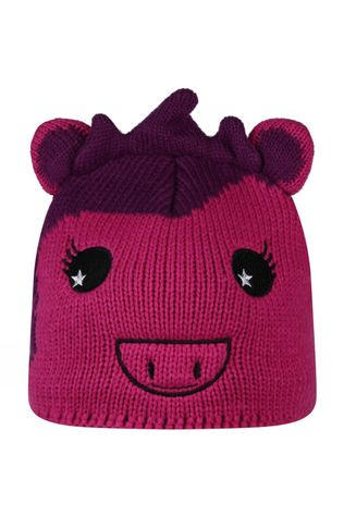 Regatta Kids Animally II Hat Extreme Pink/Winberry