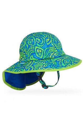 Sunday Afternoons Kids Play Hat  Green Fossil