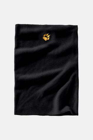 Jack Wolfskin Kids Real Stuff Loop Scarf Black