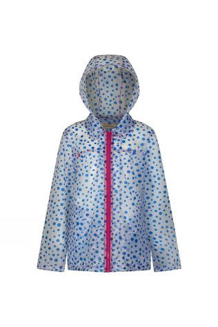 Regatta Girls Epping Jacket Age 14+ Oxford Blue