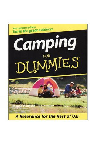 John Wiley& Sons Ltd Camping For Dummies No Colour