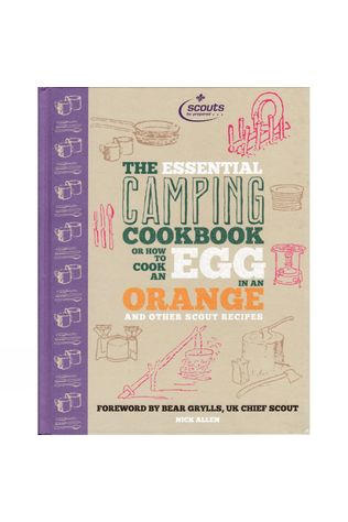 Simon and Schuster The Essential Camping Cookbook No Colour
