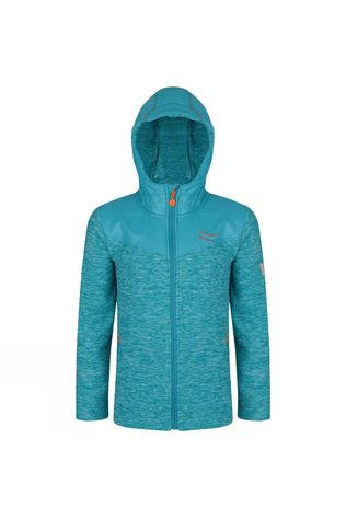 Regatta Kids Atomizer Jacket Aqua