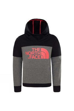 The North Face Ladies 100 Glacier 1//4 Zip Fleece RRP £45