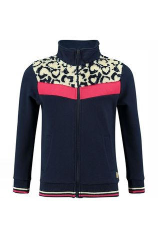 Ayacucho Zelma Junior Fleece Jacket Evening Blue