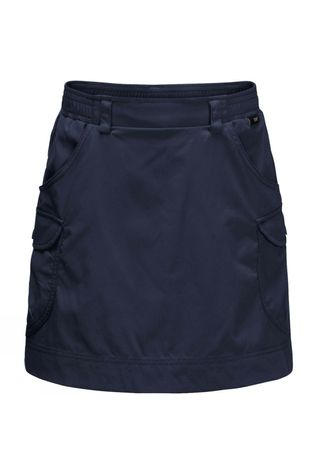Jack Wolfskin Girls Treasure Hunter Skort midnight blue