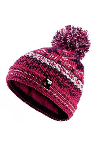 Sprayway Roly Beanie Rose Pink