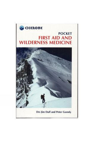 Cicerone Pocket First Aid and Wilderness Medicine No Colour
