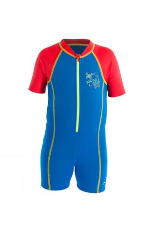 Girls Seasquad Hot Tot Suit