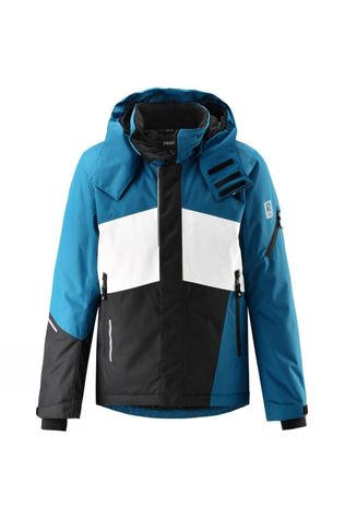 Reima Boys Laks Jacket 14+ Dark Sea Blue/White/Black