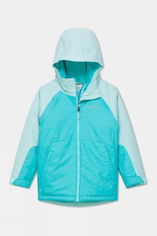 Columbia Girls' Alpine Action II Ski Jacket G-Geyser/ Spray