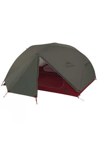 MSR Elixir 3 Backpacking Tent Green