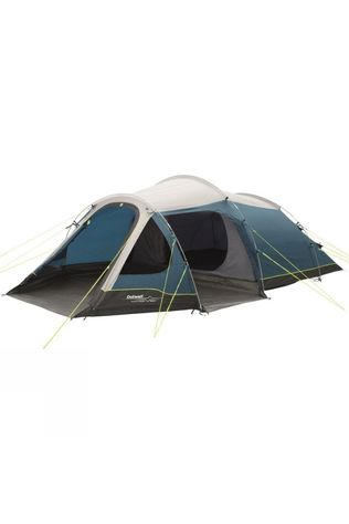 Outwell Earth 4 Person Tent Blue/Grey