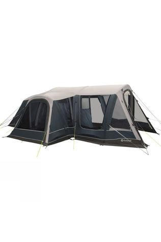 Outwell Airville 4SA 4 Person Tent Blue/Grey
