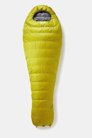 Rab Alpine Pro 200 Sleeping Bag Sulphur / Steel