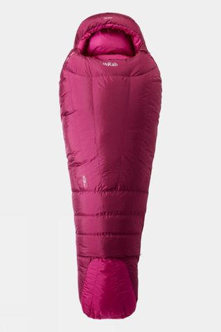 Rab Womens Andes 800 Sleeping Bag Anemone