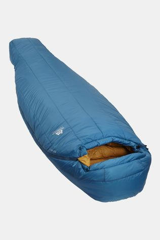 Mountain Equipment Womens Nova IV Sleeping Bag Long Ink/Pumpkin Spice