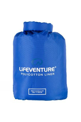 Polycotton Rectangular Sleeping Bag Liner