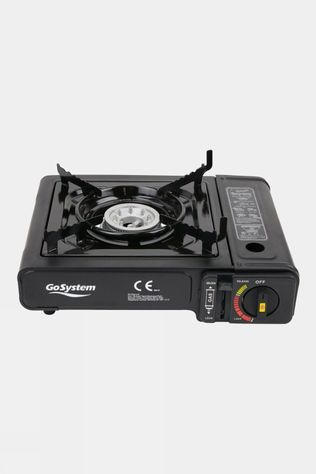 GoSystem Dynasty Compact II Stove Black