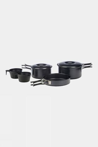 Vango Non-Stick 2 Person Cook Kit Black
