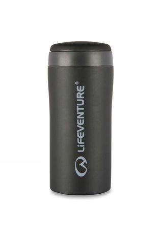 Lifeventure Thermal Mug Matt Black