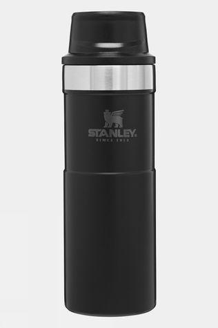 Stanley Classic Trigger Action Travel Mug 470ml Matte Black