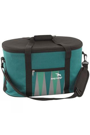 Easy Camp Backgammon Cool Bag L Petrol Blue