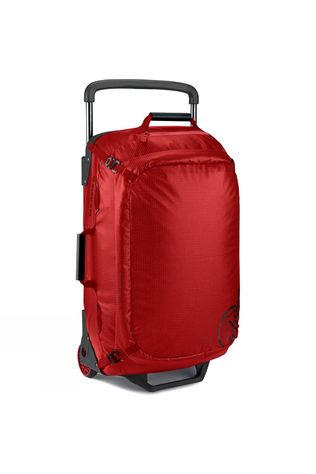 Lowe Alpine AT Wheelie 90 Travel Duffel Pepper Red / Black