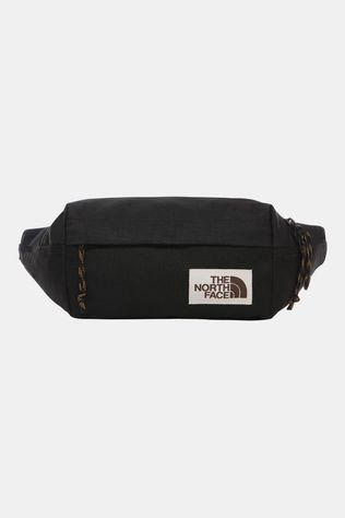 The North Face Lumbar Bum Bag Tnf Black Heather