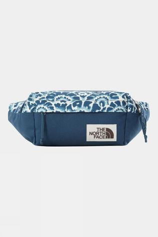 The North Face Lumbar Bum Bag Monterey Blue Ashbury Floral Print
