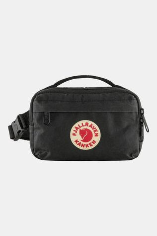 Fjallraven Kånken Hip Pack Black