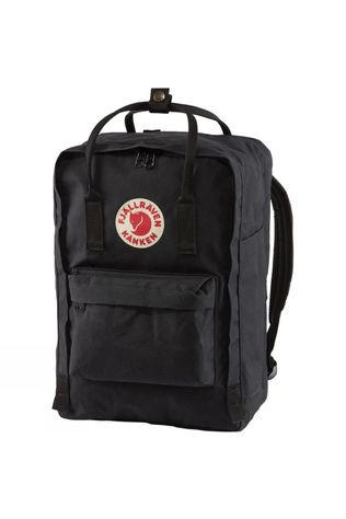 "Fjallraven Kånken Laptop 15"" Rucksack Black"