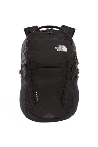 The North Face Surge Rucksack Black