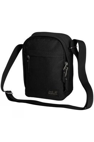 Jack Wolfskin Heathrow Shoulder Bag Ultra Black