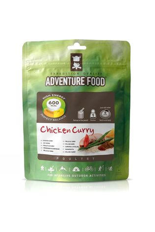 Adventure Food Chicken Curry No Colour