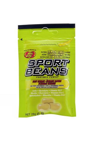 Jelly Belly Sports Beans Lemon Lime No Colour