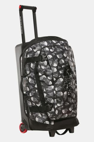 "The North Face Rolling Thunder Suitcase 30"" TNF Black Label Toss Print/TNF Black"
