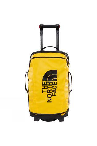 The North Face Rolling Thunder Suitcase 22in Summit Gold/TNF Black
