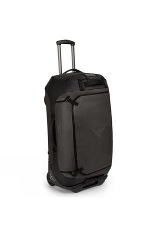 Osprey Rolling Transporter 90 Travel Bag Black