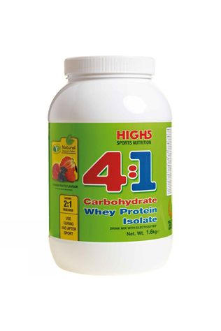 High 5 Energy Source 4:1 Summer Fruits (1.6kg) Summer Fruits