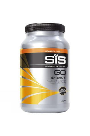 SiS Go Energy Orange 1.6kg Orange