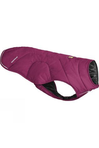 Ruff Wear Quinzee Insulated Dog Jacket Larkspur Purple