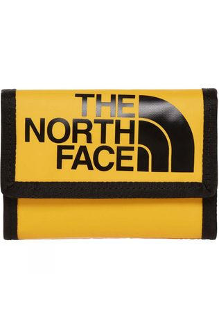 The North Face Base Camp Wallet TNF Yellow/TNF Black