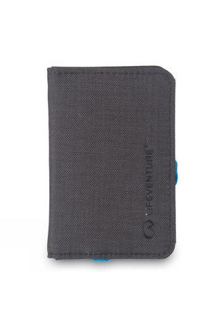Lifeventure RFiD Card Wallet Grey